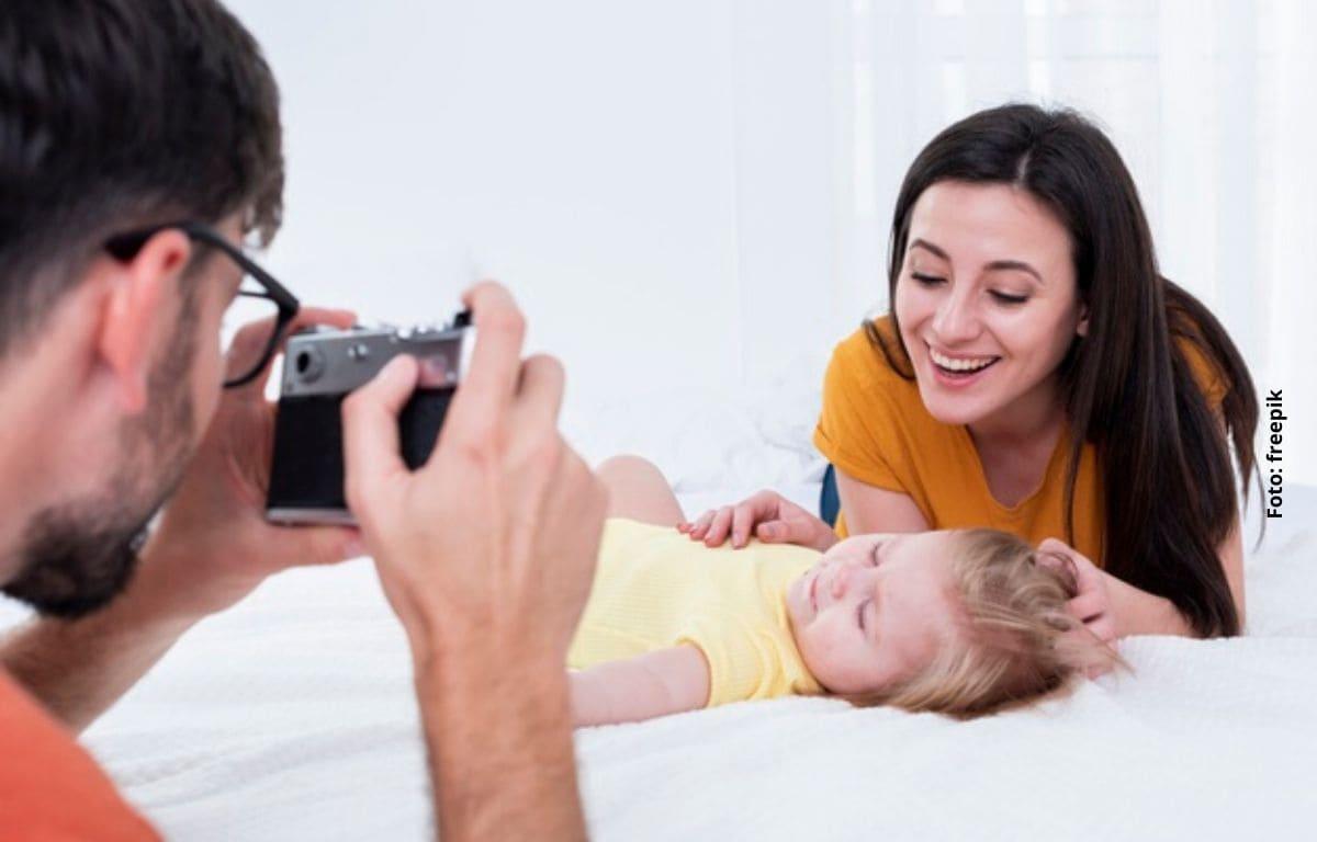Razones para no publicar fotos de tus hijos en internet