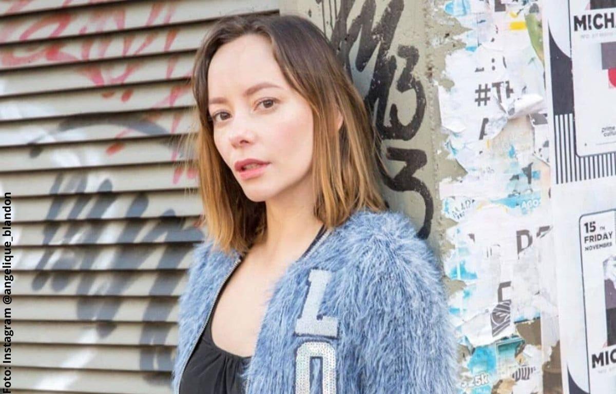 Angélica Blandón cuenta cómo terminó cuadrándose con su excuñada