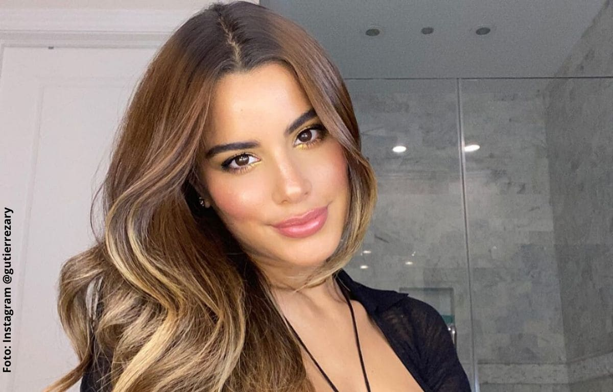 Ariadna Gutiérrez posa en crop top y su figura es halagada
