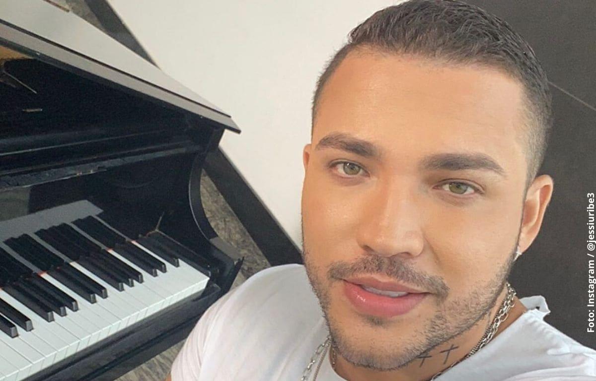 ¿Cargo de conciencia?, Jessi Uribe escribe canción sobre ser mal padre
