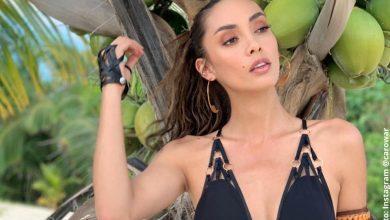 Carolina Guerra y su mamá posaron muy sexys en ropa interior