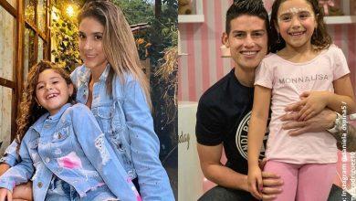 Daniela Ospina y Salomé viajan a España para ver a James Rodríguez