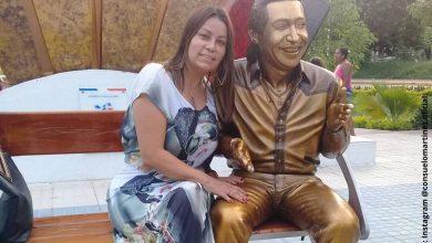 Esposa de Diomedes Díaz en problemas por un cobro millonario