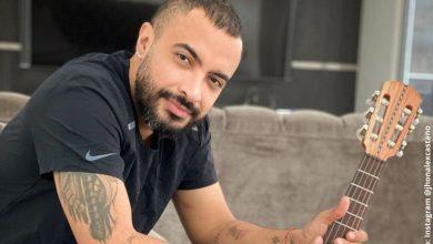 Jhon Alex Castaño le pide perdón a su exesposa en vivo