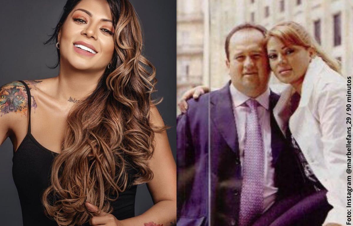Marbelle revela por qué se casó con Royne Chávez sin amarlo