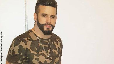Nelson Velásquez respondió a críticas por su cabello