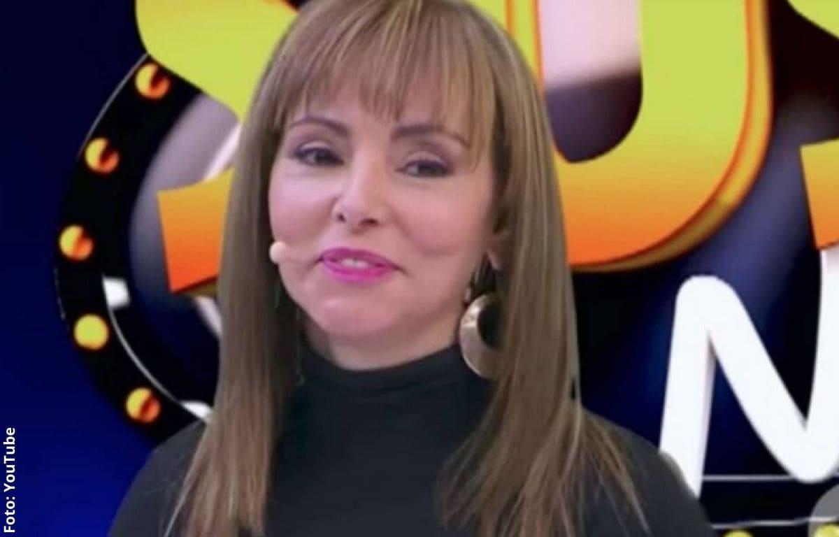 """Por hacer de """"chica mala"""", María Auxilio Vélez se metió tremenda caída"""