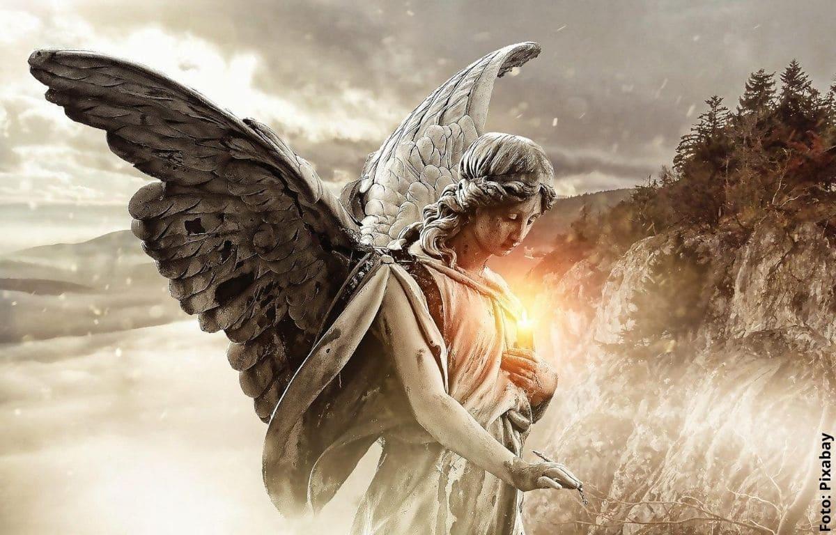 ¿Qué significa soñar con los ángeles?