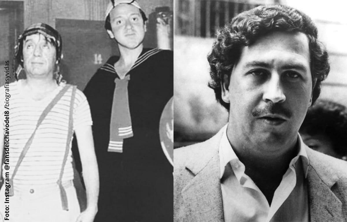 'Quico' asegura que 'El chavo' asistía a fiestas de Pablo Escobar