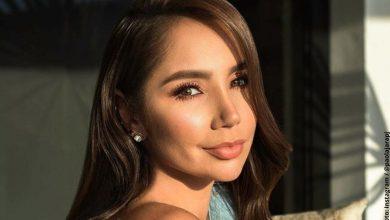 Sin una gota de maquillaje, Paola Jara responde a quienes la critican
