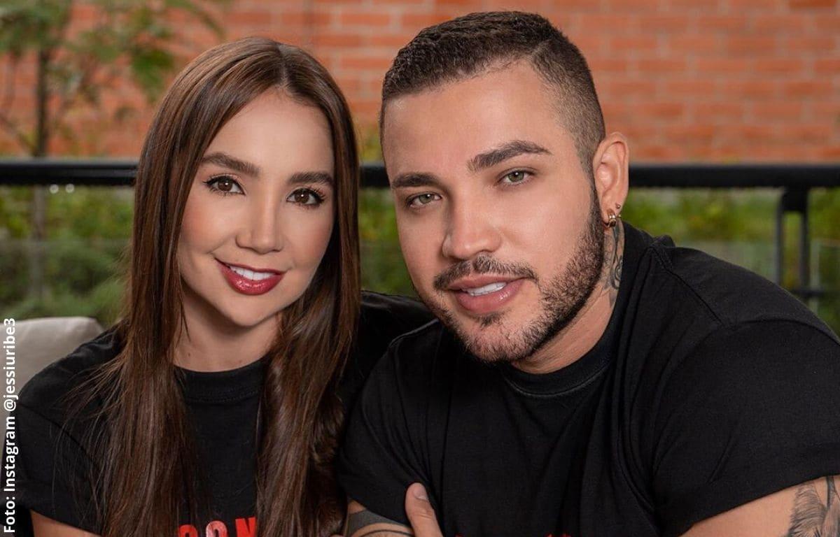 Vidente reveló el futuro de la relación de Paola Jara y Jessi Uribe