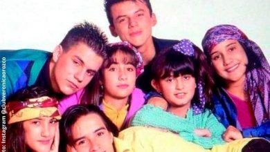 Actrices de 'Oki Doki' se reencuentran tras más de 20 años