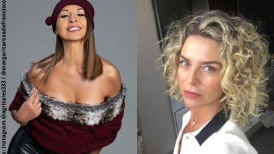 Amparo Grisales recordó escena íntima con Margarita Rosa de Francisco