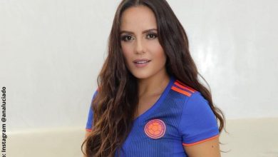 Ana Lucía Domínguez lució su cuerpazo sin nada de ropa