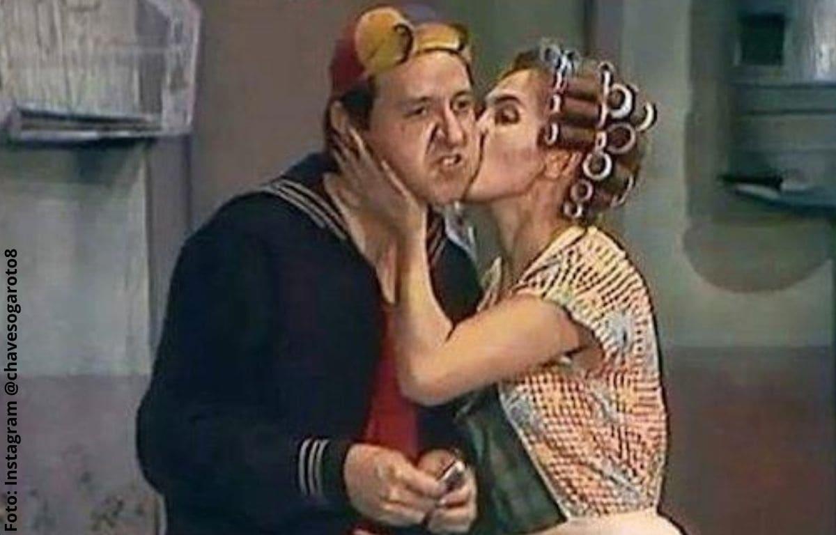 Carlos Villagrán revela por qué termino amorío con Florinda Meza
