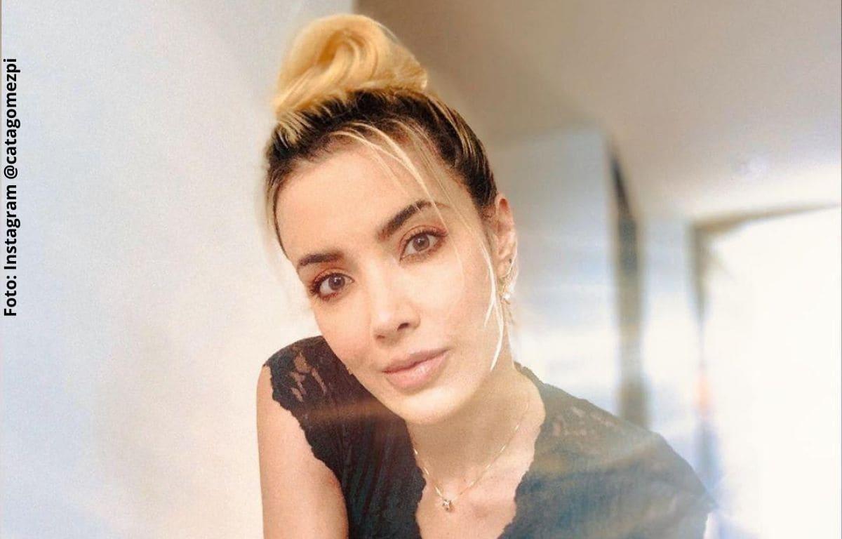 Catalina Gómez presumió sus glúteos con apretada tanga