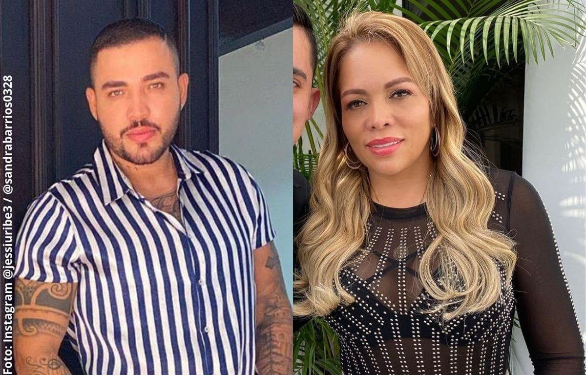 Con foto, recuerdan cuando Jessi Uribe le profesaba amor a su ex