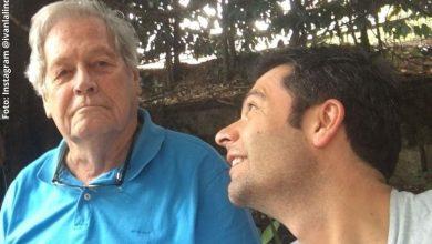 Falleció el papá de Iván Lalinde a causa del coronavirus