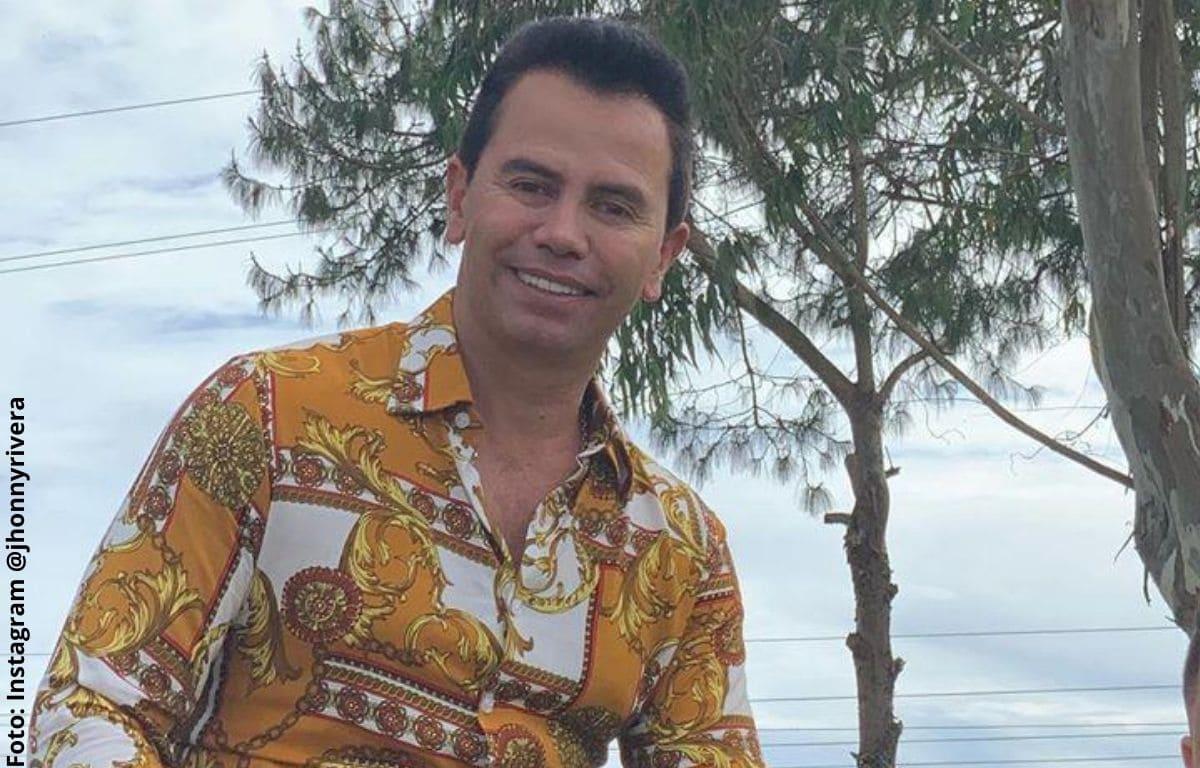 La dieta con la que Jhonny Rivera logró el cuerpo de sus sueños