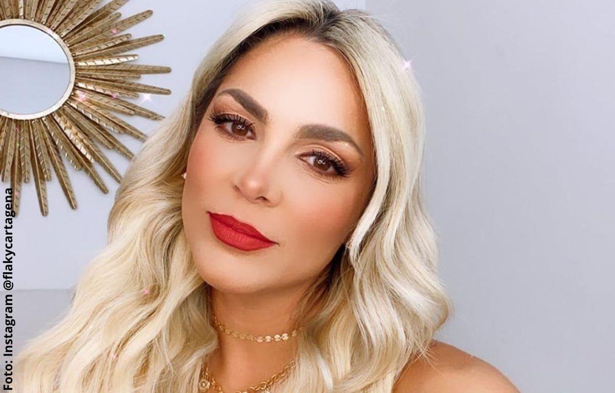 Mabel Cartagena destapó los salarios de los presentadores de Tv