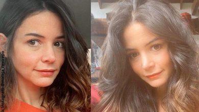 Maleja Restrepo alardeó con su cuerpo en traje de baño