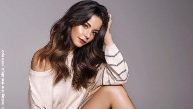 Maleja Restrepo enamoró al ducharse en sexy bikini