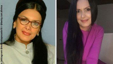 """Marcela Posada """"La jirafa"""" recordó sus 19 años en traje de baño"""