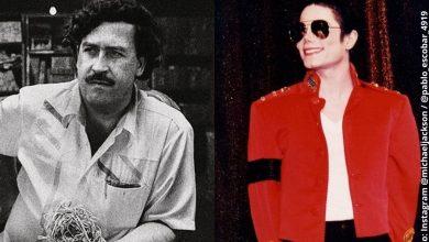 Pablo Escobar tenía perturbador plan para Michael Jackson