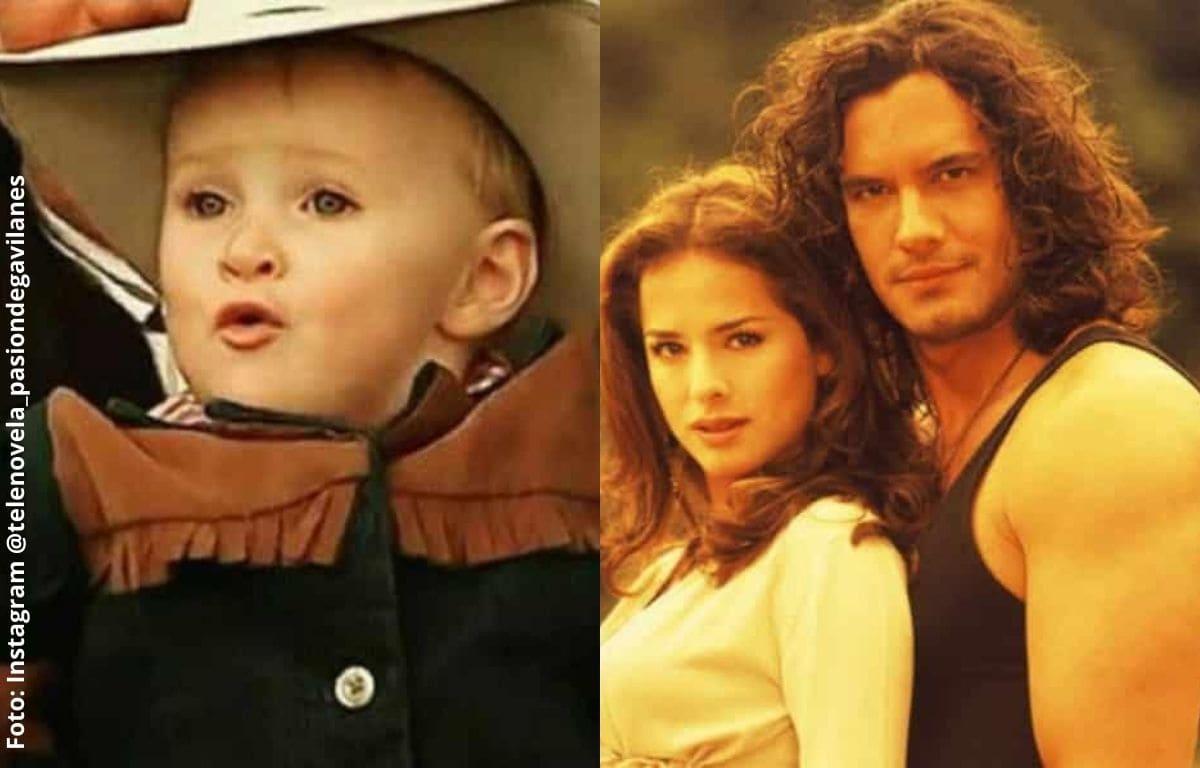 Razón por la que escogieron una niña para bebé de Pasión de Gavilanes