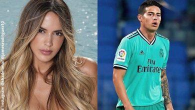 Shannon de Lima le dedica amorosas palabras a James Rodríguez