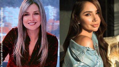 Vicky Dávila dio serenata y fue comparada con Paola Jara