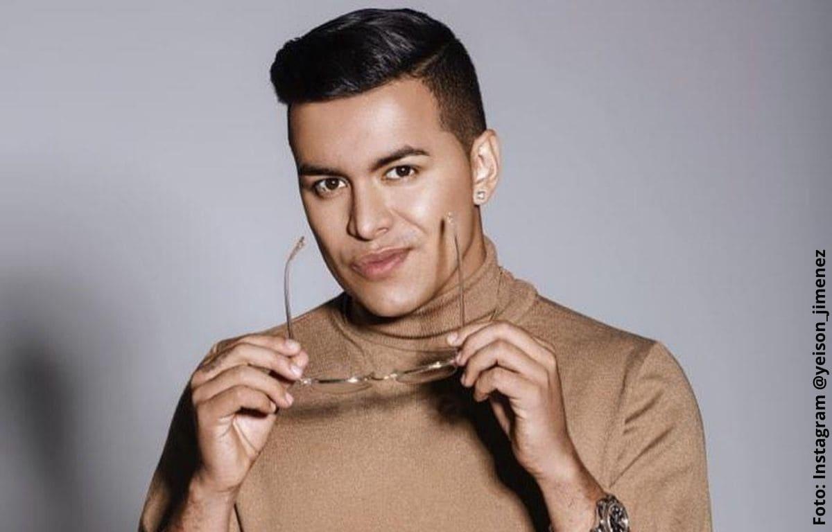 Yeison Jiménez aclara si su separación fue por publicidad