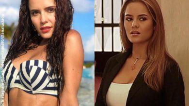 Ana Lucía Domínguez calentó Instagram al lucir su cola en bikini