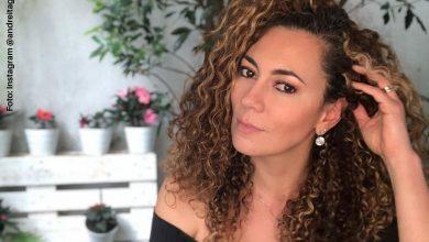 Andrea Guzmán deleitó con ardiente bikini rojo en redes