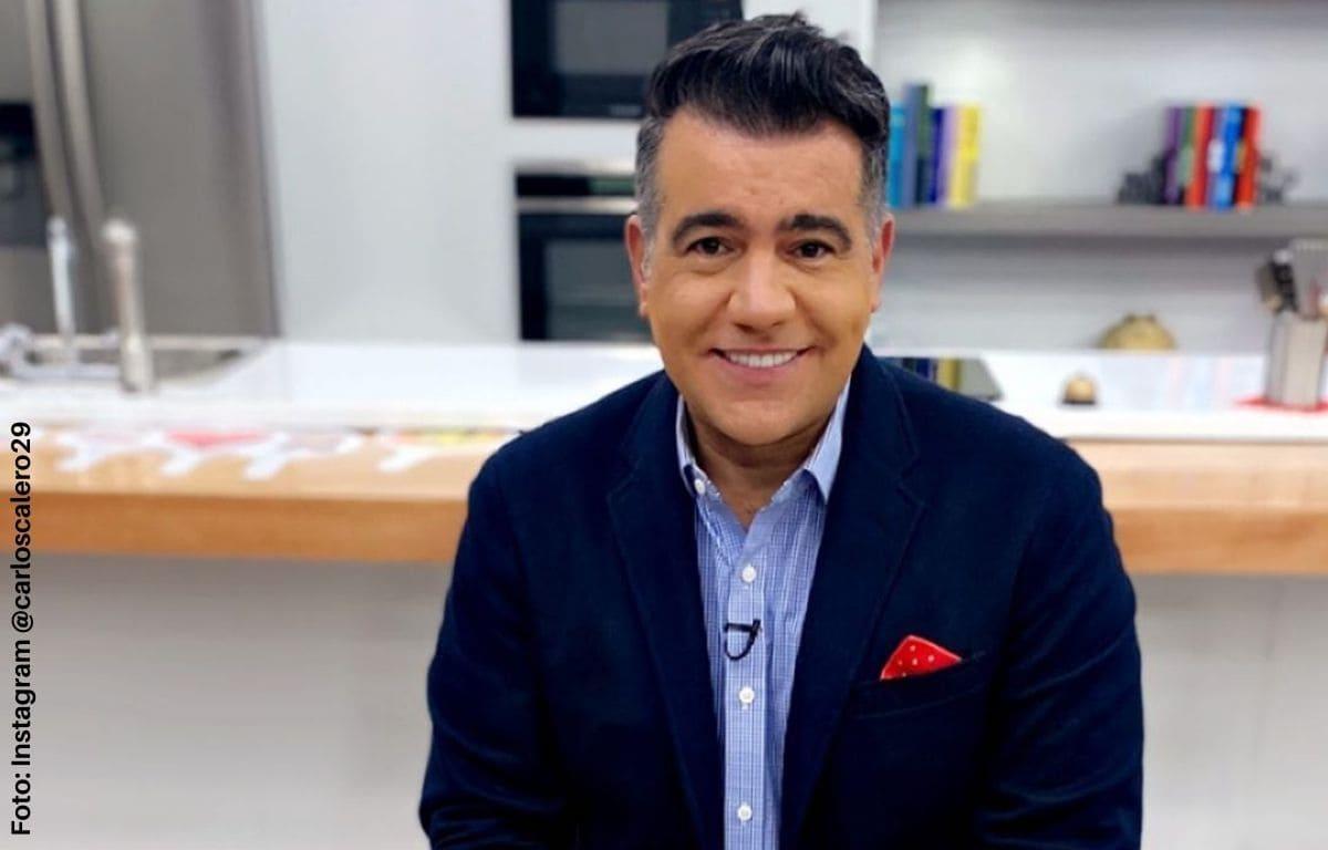 Carlos Calero bailó 'El pirulino' como 'Pedro, el escamoso'
