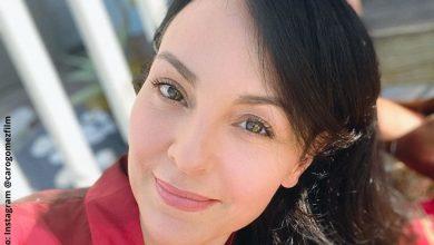 Carolina Gómez cautivó al lucir su cuerpo en traje de baño