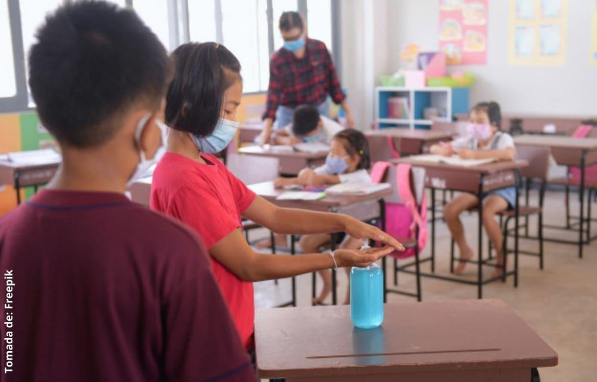 Colegios privados de Bogotá abren nuevamente sus puertas