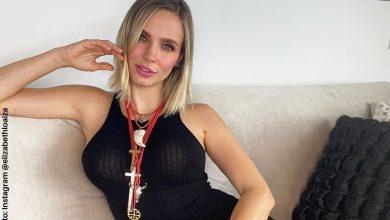 Elizabeth Loaiza retó censura de Instagram al mostrar su pecho
