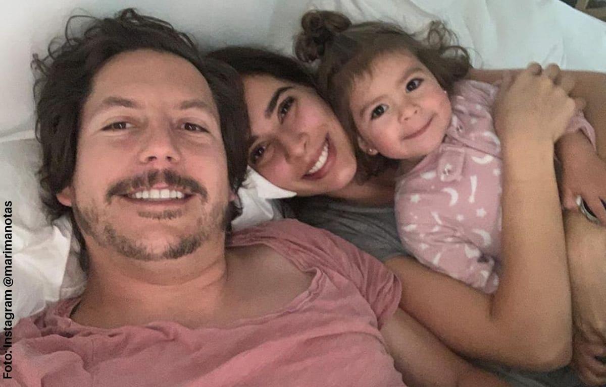 Esposa de Alejandro Riaño está embarazada y por partida doble