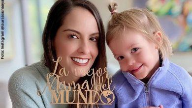 Hija de Laura Acuña sorprendió al presentar igual que su mamá