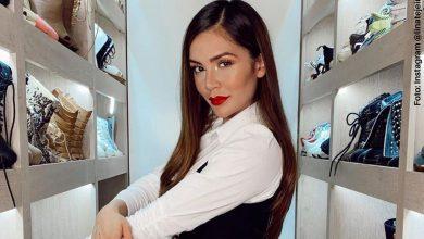 Lina Tejeiro envía indirecta a sus ex's por no estar en momento difícil