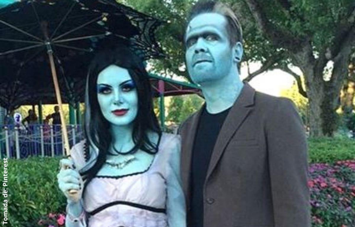 disfraces de Frankenstein