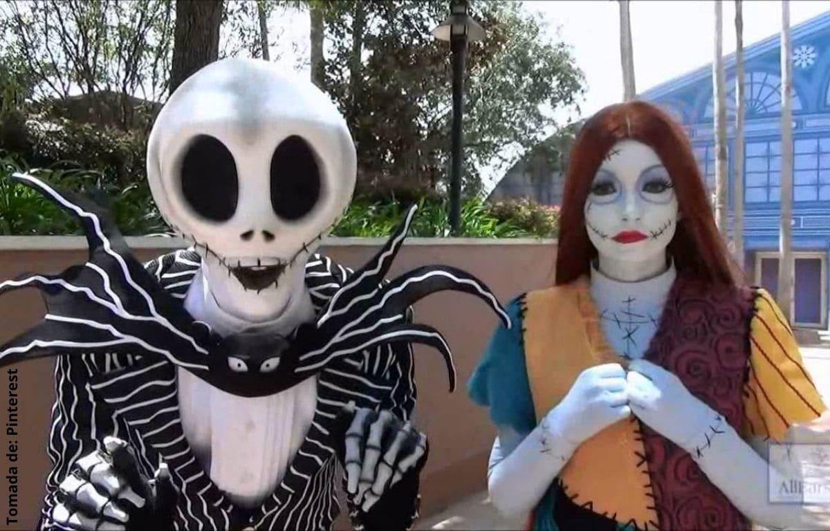 Los mejores disfraces de Halloween para parejas