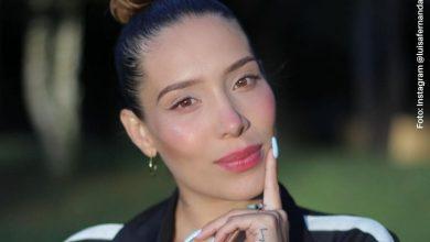 Luisa Fernanda W recordó sus primeros días de embarazo en lencería