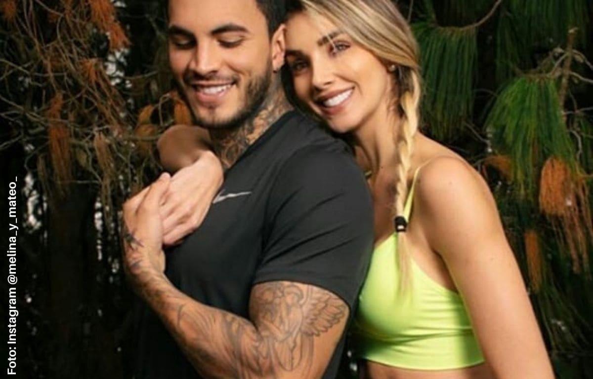 Mateo Carvajal le dijo adiós a Melina al borrarse tatuaje de su nombre