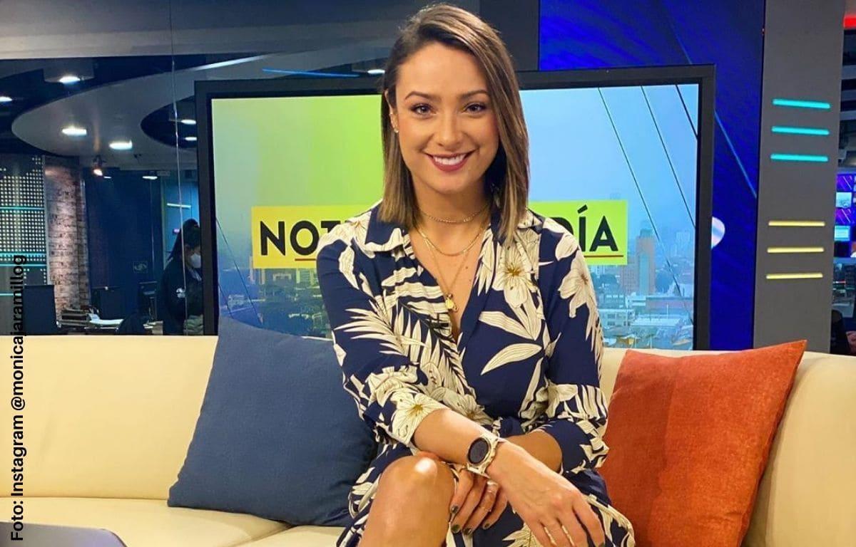 ¡Mónica Jaramillo se ve de Noticias Caracol y ya tendría reemplazo!