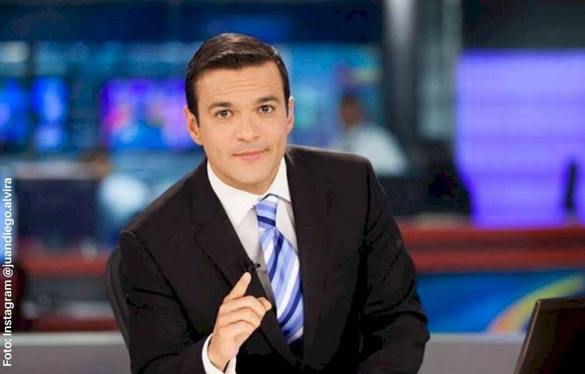 Pillaron a Juan Diego Avira burlándose de entrevistado