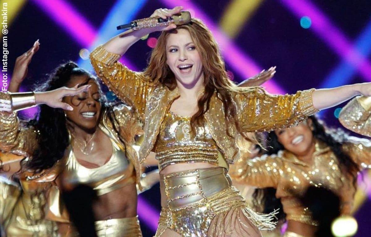 Shakira deslumbró al mostrar su cuerpazo en bikini