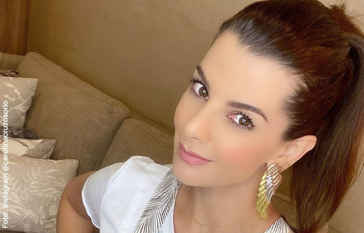 Carolina Cruz recibió difícil noticia sobre su embarazo