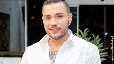 """Jessi Uribe cubrió de forma """"ordinaria"""" tatuaje de su ex"""